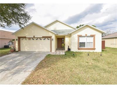 Kissimmee Single Family Home For Sale: 2372 Queenswood Circle