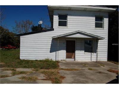 Fruitland Park Single Family Home For Sale: 223 County Road 466a
