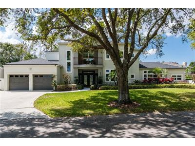Orlando Single Family Home For Sale: 3532 Golfview Boulevard