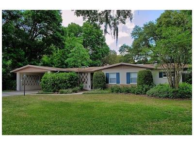 Maitland Single Family Home For Sale: 1665 Cheyenne Trail