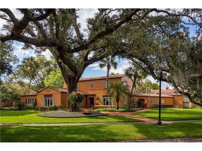 Orlando FL Single Family Home For Sale: $1,950,000