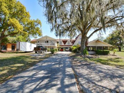 Lakeland Single Family Home For Sale: 201 Lake Bonny Drive E