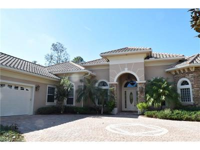 Eustis Single Family Home For Sale: 35619 High Pines Drive