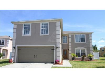Kissimmee Single Family Home For Sale: 3276 Amberley Park Circle