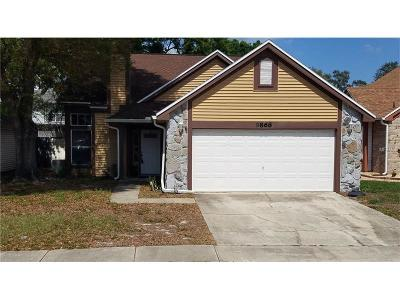 Oviedo Single Family Home For Sale: 9868 Aloma Bend Lane