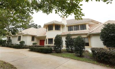 Longwood Single Family Home For Sale: 648 E Club Circle