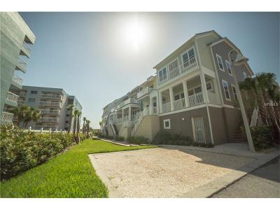 Indian Shores Townhouse For Sale: 19915 Gulf Boulevard #601
