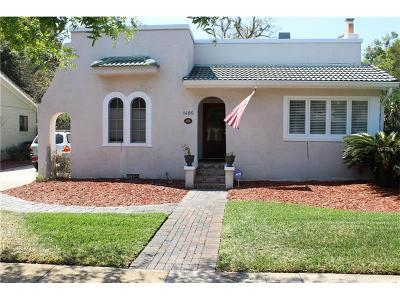 Winter Park Single Family Home For Sale: 1405 Pelham Road