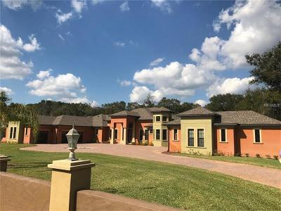 Sanford Single Family Home For Sale: 6124 Markham Road