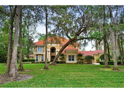 Lake Mary Single Family Home For Sale: 1767 Bridgewater Drive