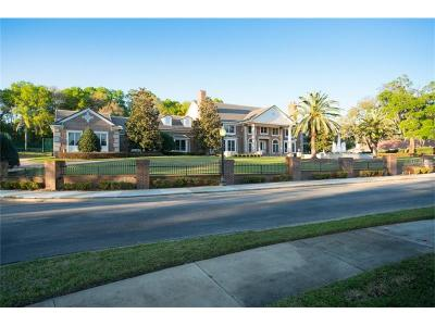 Lake Mary Single Family Home For Sale: 375 Saddleworth Place