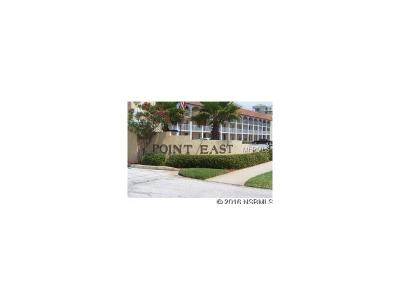 New Smyrna Beach Condo For Sale: 3801 S Atlantic Avenue #310