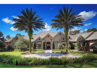 Seminole County Single Family Home For Sale: 300 Grandview Place