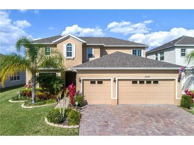 Kissimmee Single Family Home For Sale: 2829 Sail Breeze Way