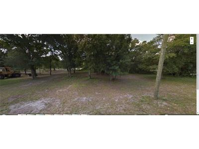 Orlando Residential Lots & Land For Sale: Curtis Street