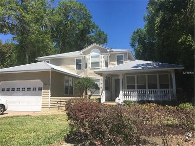 Winter Park Single Family Home For Sale: 1811 Taylor Avenue