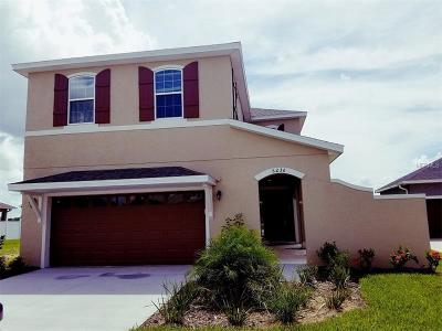 Weslely Chapel, Wesley Chapel Single Family Home For Sale: 5236 Suncatcher Drive