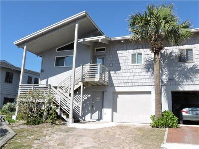 New Smyrna Beach Townhouse For Sale: 4345 S Atlantic Avenue #B7
