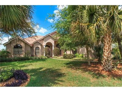 Single Family Home For Sale: 8743 Summerville Place