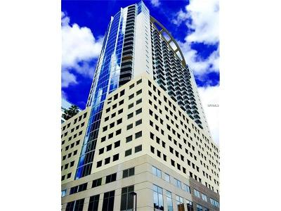 Orlando Condo For Sale: 155 S Court Avenue #1601