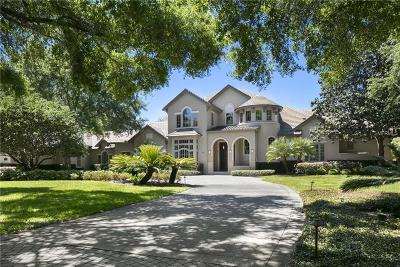 Windermere Single Family Home For Sale: 5084 Isleworth Country Club Drive