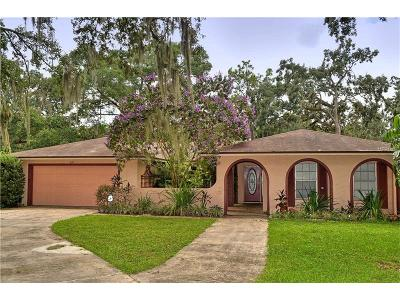 Maitland Single Family Home For Sale