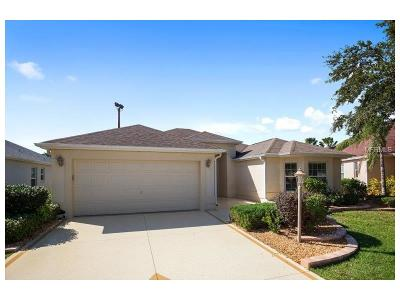The Villages Single Family Home For Sale: 1642 Gumwood Drive
