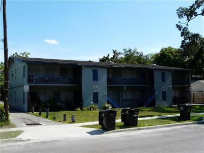 Orange County, Osceola County, Seminole County Multi Family Home For Sale: 722 W Concord Street