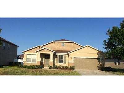 Winter Garden Single Family Home For Sale: 531 Setting Sun Drive