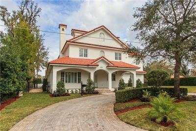 Winter Park FL Single Family Home For Sale: $1,495,000