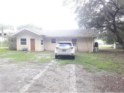 Orlando Single Family Home For Sale: 8242 Honolulu Drive