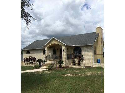 Clermont Single Family Home For Sale: 20310 S Buckhill Road