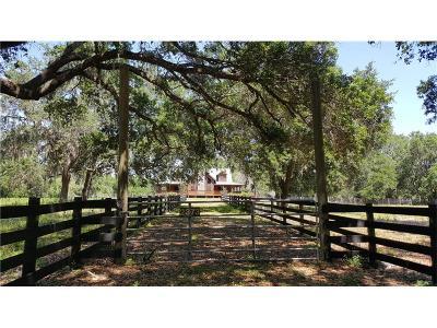 Oviedo Single Family Home For Sale: 2373 Florida Avenue