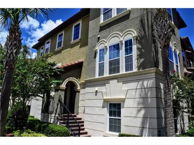 Lake Mary Townhouse For Sale: 601 Pavia Loop