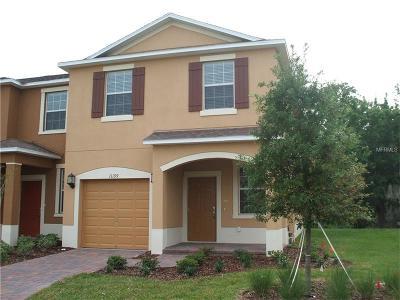 Orange County Townhouse For Sale: 11199 Savannah Landing Circle