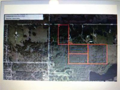Haines City Residential Lots & Land For Sale: 3215 E Johnson Avenue
