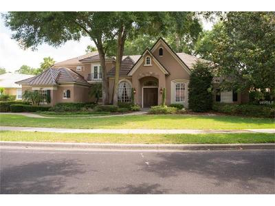 Lake Mary Single Family Home For Sale: 1628 Rockdale Loop