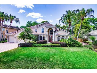 Single Family Home For Sale: 1660 Marina Lake Drive