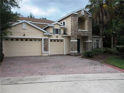 Oviedo Single Family Home For Sale: 1489 Arbitus Circle