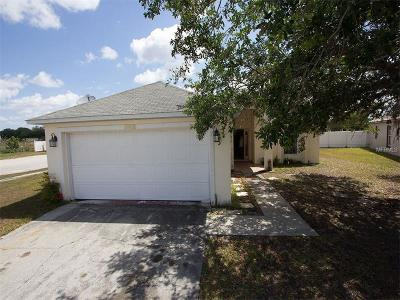 Kissimmee Single Family Home For Sale: 2423 Quail Cove Court