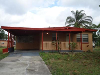 Orlando Single Family Home For Sale: 934 Tucker Avenue
