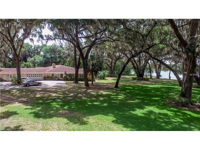 Auburndale FL Single Family Home For Sale: $710,000