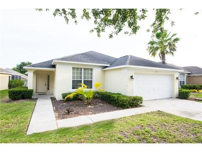 Haines City Single Family Home For Sale: 1512 Gulf Vue Drive