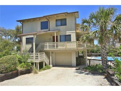 New Smyrna Beach Townhouse For Sale: 4335 S Atlantic Avenue #C10