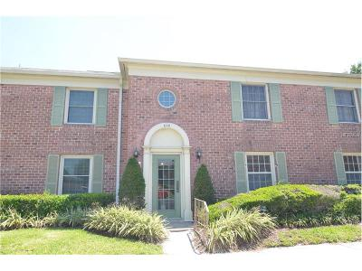 Casselberry Condo For Sale: 616 Georgetown Drive #D