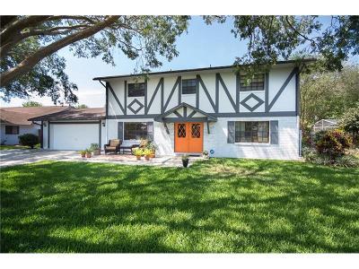 Saint Cloud Single Family Home For Sale: 4625 Lake Trudy Drive