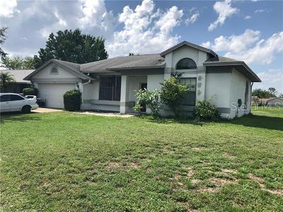 Orlando FL Single Family Home For Sale: $249,000