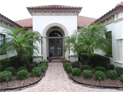Mount Dora, Mt Dora, Mt. Dora Single Family Home For Sale: 3004 Isola Bella Boulevard