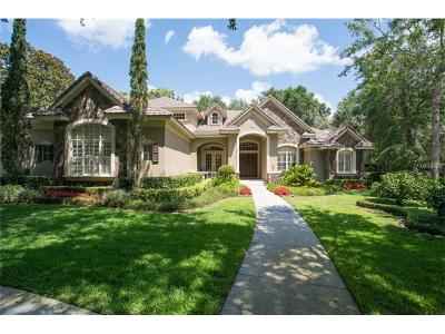 Maitland Single Family Home For Sale: 101 W Lake Colony Drive