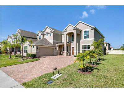 Saint Cloud Single Family Home For Sale: 4958 Cypress Hammock Drive